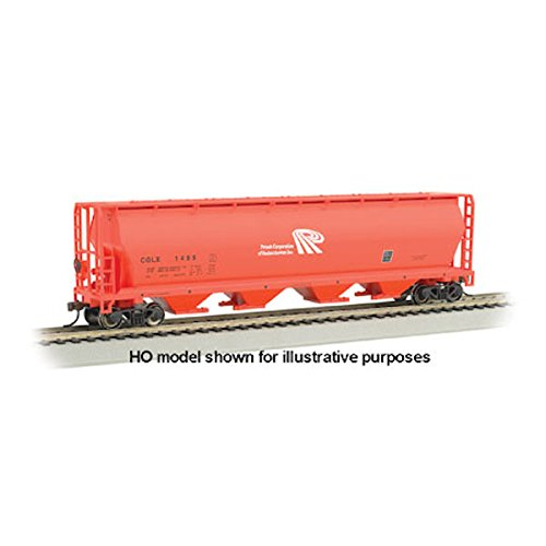 Bachmann Industries Potash Canadian 4-Bay Cylindrical for sale  Delivered anywhere in USA