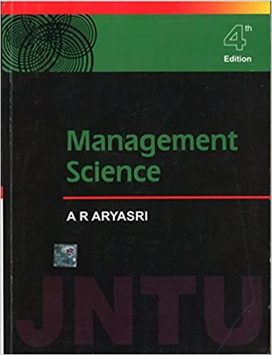 Free [download] pdf an introduction to management science: quantitati….