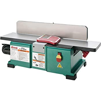 Grizzly G0725 6 By 28 Inch Benchtop Jointer Amazon Com