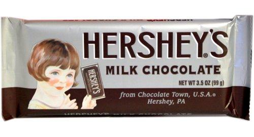 Hershey's Nostalgic Milk Chocolate King Size Bars - 4CT -