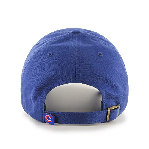 '47 Mlb Chicago Cubs Clean Up Adjustable Hat, Royal - Alternate, One Size