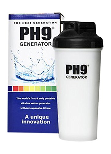 PH9 Generator 700ml Portable Alkaline Water Generator