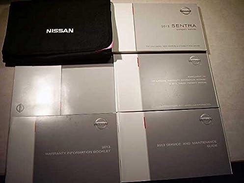 2013 nissan sentra owners manual nissan amazon com books rh amazon com 2013 nissan sentra owner manual 2013 nissan sentra owner's manual
