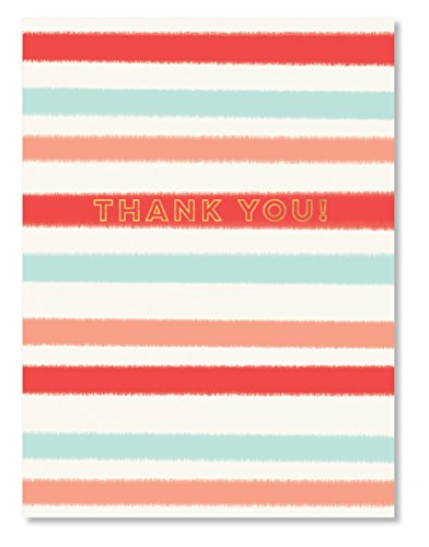 Used, C.R. Gibson Thank You Notes, Set of 10 Boxed Cards for sale  Delivered anywhere in USA