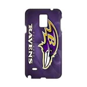 Purple ravens 3D Phone For LG G2 Case Cover