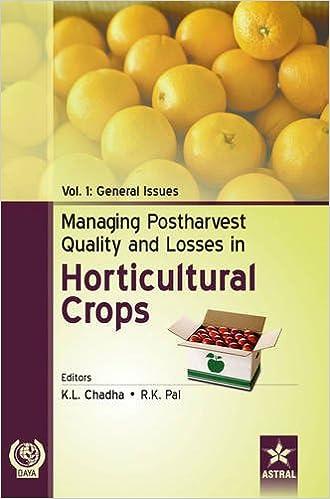 Managing Postharvest Quality And Losses In Horticultural Crops por K. L. & Pal R. K. Chadha Gratis