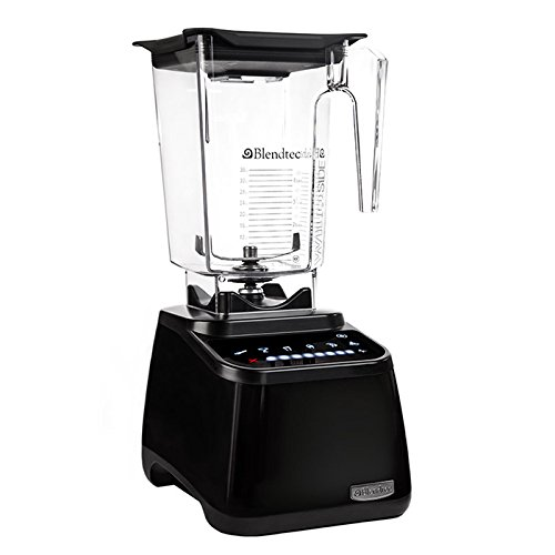 Blendtec Designer Series Blender, WildSide Jar - Black