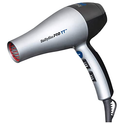 - 41 gp5qdv5L - BaBylissPRO Tourmaline & Ceramic Hairdryer