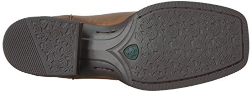 Ariat Dames Round-up Waylon Werkschoen, Rodeo Tan, 10 B Ons Rodeo Tan