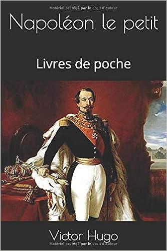 Napoleon Le Petit Livres De Poche French Edition Victor