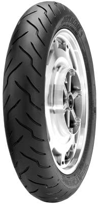 Black Wall for Harley-Davidson Softail Custom FXSTC 1996-2007 Dunlop American Elite Front Motorcycle Tire MH90-21 54H