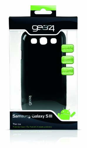 Gear 4 G4AG009G Gear4 Thin Ice Gloss Case  für Samsung Galaxy S3