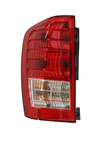 Genuine Hyundai Parts 92401-4J000 Driver Side Taillight Assembly