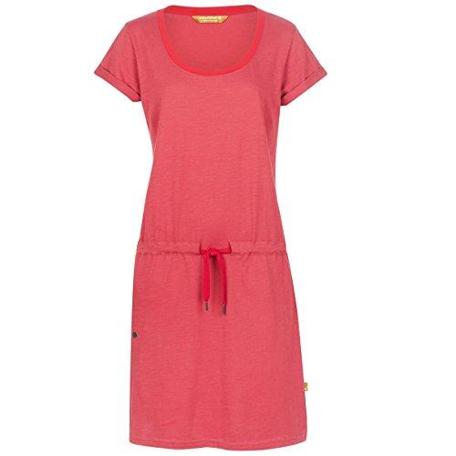 Pirkko Finside navy Sommerkleid lässiges Jersey poseidon 505200 Damen Cranberry Red wOOqfB