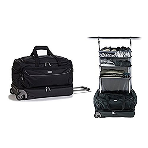 portable-shelving-luggage-rise-gear-roller-grey