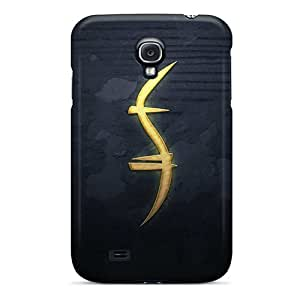PiVeFCU2326aJFRn Anti-scratch Case Cover AleighasZelaya Protective Heroes Tv Series Symbol Case For Galaxy S4