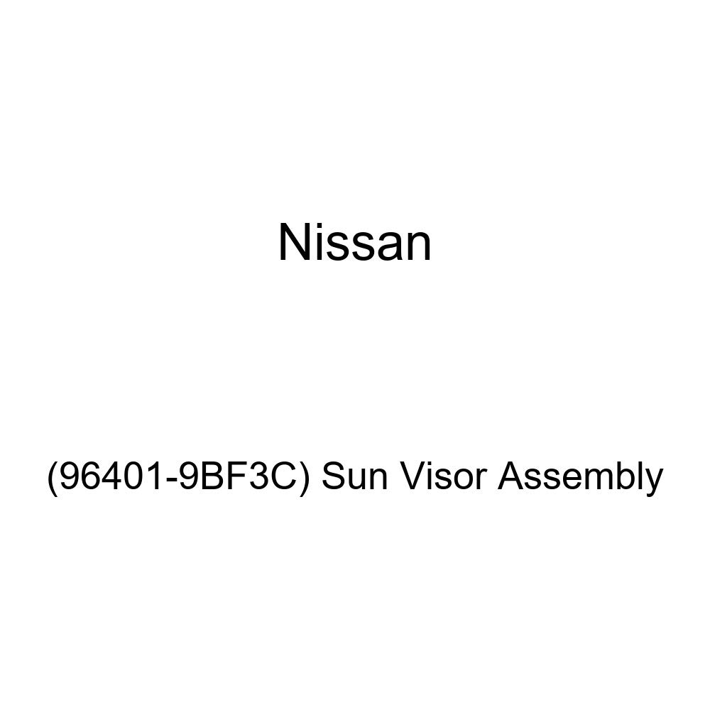 Nissan Genuine (96401-9BF3C) Sun Visor Assembly