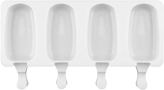 Compra FJXQCY Cavidades de Silicona Congelador la Barra de Helado ...