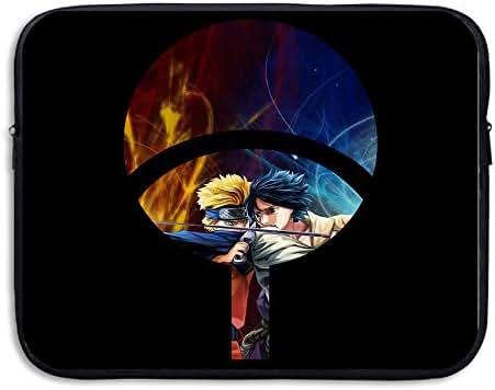 VOLTE Uchiha Sasuke Japanese Comic Naruto Shippuden Anti-shock Tablet Protective Case Size 13 Inch