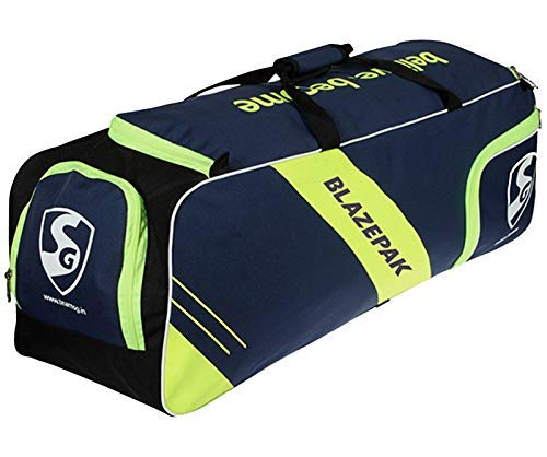 SG blazepak cricket kit bag with additional shoe compartment Price & Reviews
