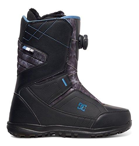 Dc Black Snowboard Boots - 7