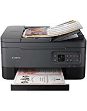 $133 » Canon TR7020 All-In-One Wireless Printer For Home Use,Black