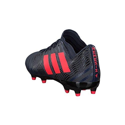 Adidas Kvinder Nemeziz 17,3 Fg Fodboldstøvler Blå (azutra / Rojent / Negbás 000)