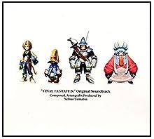 Square Enix - Final Fantasy IX (Banda sonora CD)
