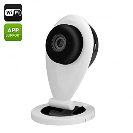 Ojo vista ES IP840 Mini cámara IP - WiFi, 720p, 1/4 pulgadas