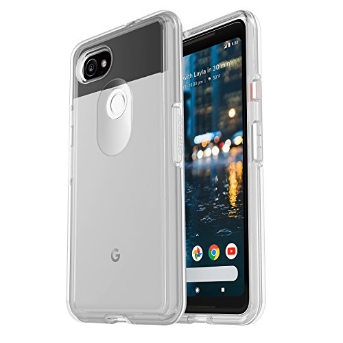 OtterBox Symmetry Clear Series Case for Google Pixel 2 XL - Retail Packaging - Clear