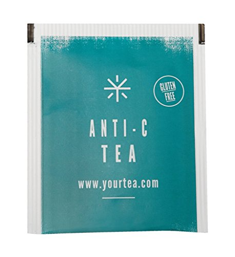 Anti -C Tea - Your Tea Natural Blends, Created by Traditional Chinese Medicine Practitioners