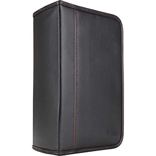 case-logic-ksw-128t-koskin-136-capacity-cd-dvd-wallet-black