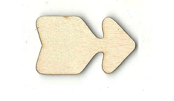 Pi Laser Cut Out Wood Shape Craft Supply Unfinished