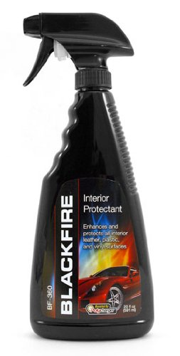 Blackfire Interior Protectant | Best Car Interior Protectant