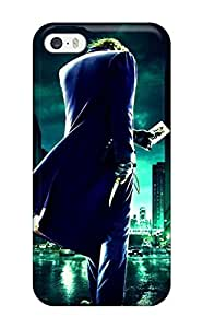 Premium Durable The Joker Fashion Tpu Iphone 5/5s Protective Case Cover