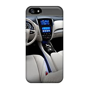 Ultra Slim Fit Hard FrenkNC Case Cover Specially Made For Iphone 5/5s- Infiniti Le Concept
