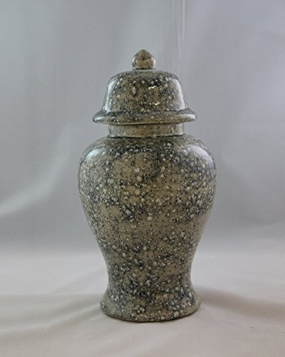 Handcrafted Ceramic Urn - Cosmic -122 cu in - Various Colors and Sizes Available, Cremation Urn for Ashes, Pet Urn by Richland Pet Cremation & Memorials