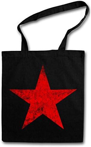 Socialism Communism socialisme Communisme Soviet Union UDSSR CCCP Russia Putin Kuba Castro /étoile Che Guevara Urban Backwoods Red Star R/éutilisable Pochette Sac De Courses en Cotong