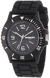Quiksilver Men's QWMA010-BLK Analog Turning Bezel Watch