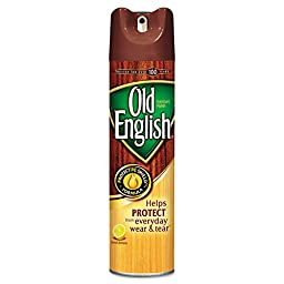 OLD ENGLISH 74035CT Furniture Polish, 12.5oz Aerosol (Case of 12)