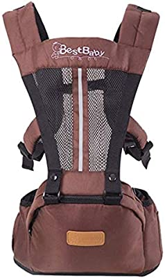 Kangaroo Baby Carrier Wrap Backpack Pouch Multi Function Sling Infant Breathable