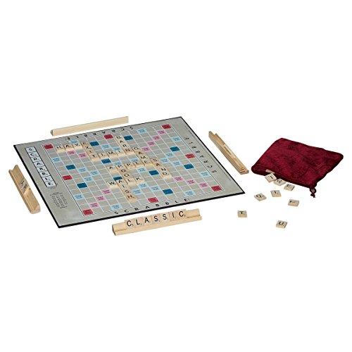 Classic Scrabble - Scrabble Retro Series Exclusive