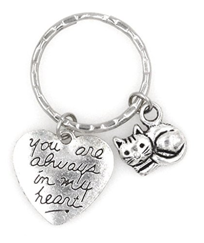 urn keychain cat - 7