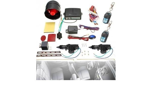 Vehículo universal, cierre centralizado a distancia kit ...