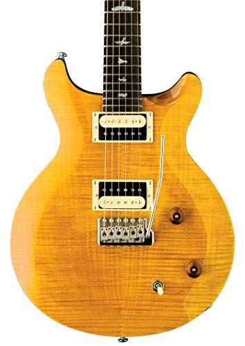 - PRS Paul Reed Smith SE Santana Electric Guitar with Gig Bag, Santana Yellow