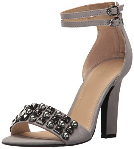 Indovina Il Sandalo Con Tacco Petunia2 Delle Donne Grigio