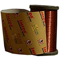 super premium quality enamelled 100% copper winding wire electrical grade 1kg (SWG 38)