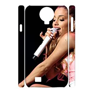 HXYHTY Cell phone Cases Ariana Grande Hard 3D Case For Samsung Galaxy S4 i9500