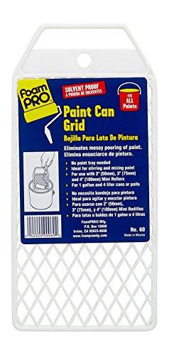 FoamPRO 60 Paint Can Grid, 1 (1 Gallon Grid)