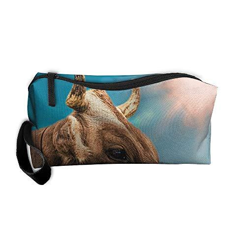 710955b62 The Bag Cosmetic Cow Fuuny Makeup Organizer In Case Bags Pencil Sun Travel  EDHe2W9IY